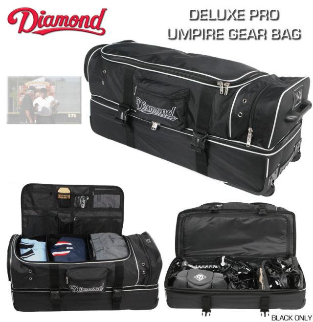 DIAMOND ダイヤモンド 審判用ギアバッグ 33インチ(82.5cm)